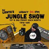 Dj Lighta's Jungle Show. Legacy 90.1 FM- 02.10.2015