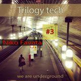 La Trilogia di Niko Favata (Trilogy tech Podcast #3)