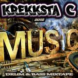 Krekksta C - Jump-Steppin Megamix (2012)