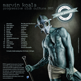 progressive club culture 003 - mixed & compiled by marvin koala