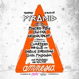 Cuartero b2b Guti - Live @ Pyramid Ibiza at Amnesia, Keep On Dancing (Ibiza, ES) - 06.08.2018