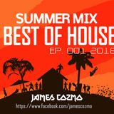 SUMMER MIX - BEST OF HOUSE 2018 EP.001
