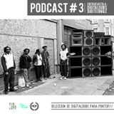 PODCAST # 3 FT.  DUB TO JUNGLE & DIGITALDUBS / ENTREVISTA Y SELECCIÓN / 19.03.2K16