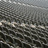 Warten auf Fußball