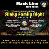 Mack Lino - Live at Slinky Family Night - April 2019
