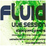 STEVE GRIFFO - FLUID - LIVE RADIO SESSION - MARCH 22nd 2017