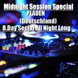 Midnight S. All Night Long. Peter's B.Day (Plauen, Deutschland)