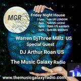 DJ Roan Soulful House 76 Music Gallery Radio 05-12-17