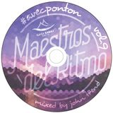 Maestros Del Ritmo volume 9 - Avec Ponton - 2014 Official Mix by John Trend