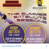 Woodhead - Backcountry Brewing Satellite Sessions/Constellation Festival - July 2019