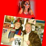 ARTHUR BROWN (The Crazy World of Arthur Brown)  2nd interview by RICHARD OLIFF