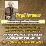 Povestea vorbei - Pagini uitate , pagini exilate pagini cenzurate - Virgil Ierunca - Gustaw Herling-