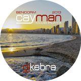 Dj Kebra @ Cayman Club Playa Benidorm 8/2013