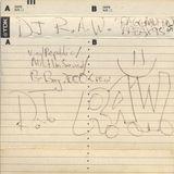 DJ R.A.W. - Raggamuffin Breaks '95 Cassette Side 1