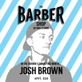 The Barber Shop By Will Clarke 030 (JOSH BROWN)