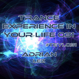 Trance Experience in Your Life 031. #TEYL031