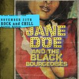 Interview Jane Doe And The Black Bourgeoises (FR)