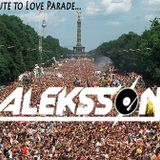 Aleksson Dream Love Parade