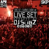 Live set: Space Set x Sharm El Sheikh 25-4-15