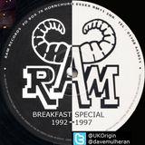 Ram Records Breakfast Show - Brian Badonde - OriginUK Radio