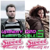 UpBeat 020 Mixed by Double 6 (Dash Berlin & Andain Special)