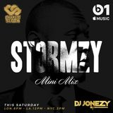 DJ Jonezy - Beats 1 x Stormzy Mini Mix - Charlie Sloth Rap Show