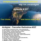 Airdigital - Trancefan Radioshow #337 2018-02-15