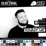 Electrik Playground 8/10/16 inc Tommy Mc Guest Session