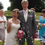 Adam and Jane's wedding speeches
