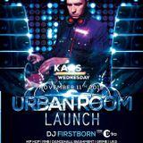 DJ First Born Live at Kaos 11/11/15