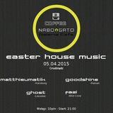 GoodShine Live @ Nabo Gato Easter House Part 1 [05.04.2015]