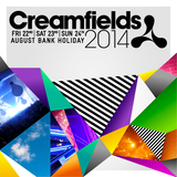 Calvin Harris - live at Creamfields 2014 - August 2014