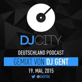 DJ Gent - DJcity DE Podcast - 19/05/15