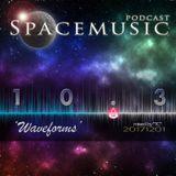 Spacemusic 10.3 Waveforms