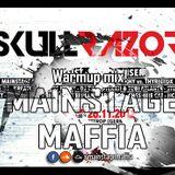 Mainstage Maffia - Skullrazor 26-11-16 Warmup Mix