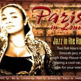 Jazz In The House with Paris Cesvette on smoothjazz.com (Show 37)