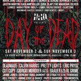 2013.11.03 - Amine Edge & DANCE @ Hard Festival - Day O The Dead, Los Angeles, USA