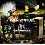Progressive House Mix - DJ Carlos C4 Ramos