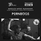 Bondage Music Radio - BMR 136 mixed by Pornbugs - 24.05.2017