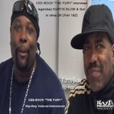 "CEE-ROCK ""THE FURY"" interviews  legendary KURTIS BLOW & Son  in Ishøj-DK [Part 1&2]"