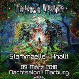 Psydonym @ Stammzelle -twisted vision- (Nachtsalon Marburg) 09.03.18