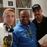 Brownswood Basement: Gilles Peterson w/ Leroy Burgess, John Morales & Red Greg // 10-11-17