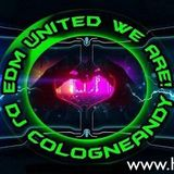 EDM United we are premiere show at housefreqs com guestmix dj alecxandre