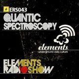ERS043 - Quantic Spectroscopy
