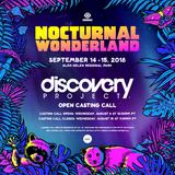 Nocturnal Wonderland Open Casting Call 2018