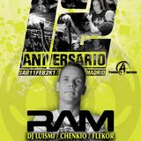 Flekor - Live harmony Trance 12 Aniversario@Specka Club, Madrid 11Feb17