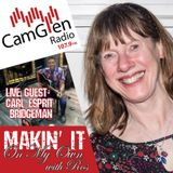 Makin' It On My Own with Ros: 8 Jan 2017, feat. Carl Esprit Bridgeman