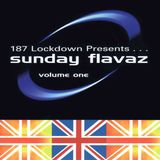 187 Lockdown – Sunday Flavaz Volume One (Logic Records, 1997)