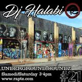 UndergroundSoundz #21 by DJ Halabi