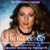 SHEILA & CO  (Sheila, Abba, Bee Gees)